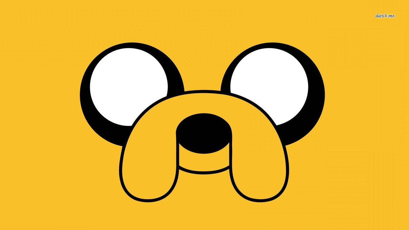 34 Jake Adventure Time HD Wallpapers Background Images 1366x768