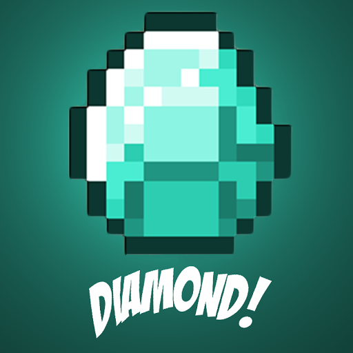 Diamond Minecraft Wallpaper Hd Minecraft diamond images 512x512
