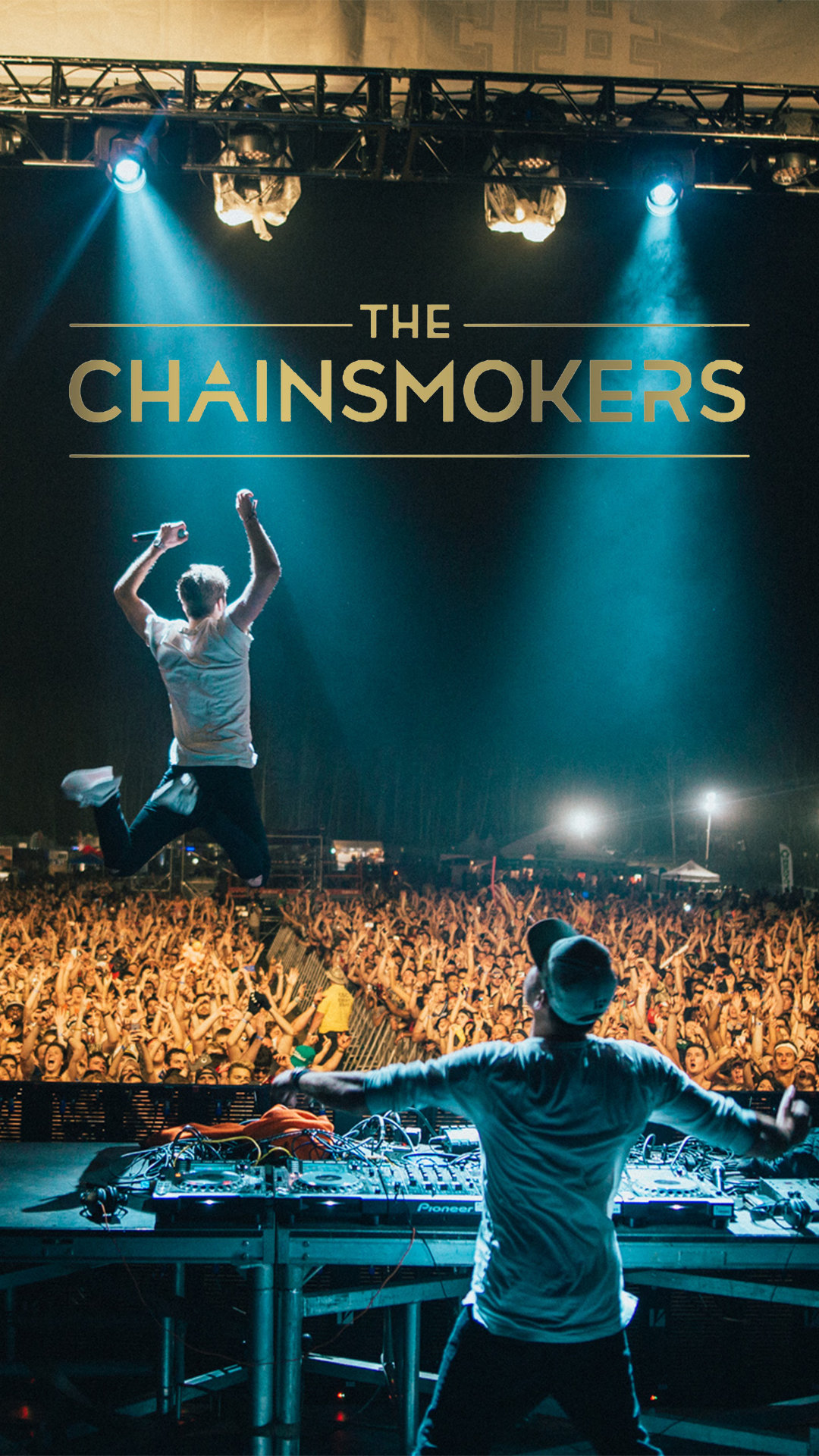 The Chainsmokers iPhone Wallpaper HD 1080x1920