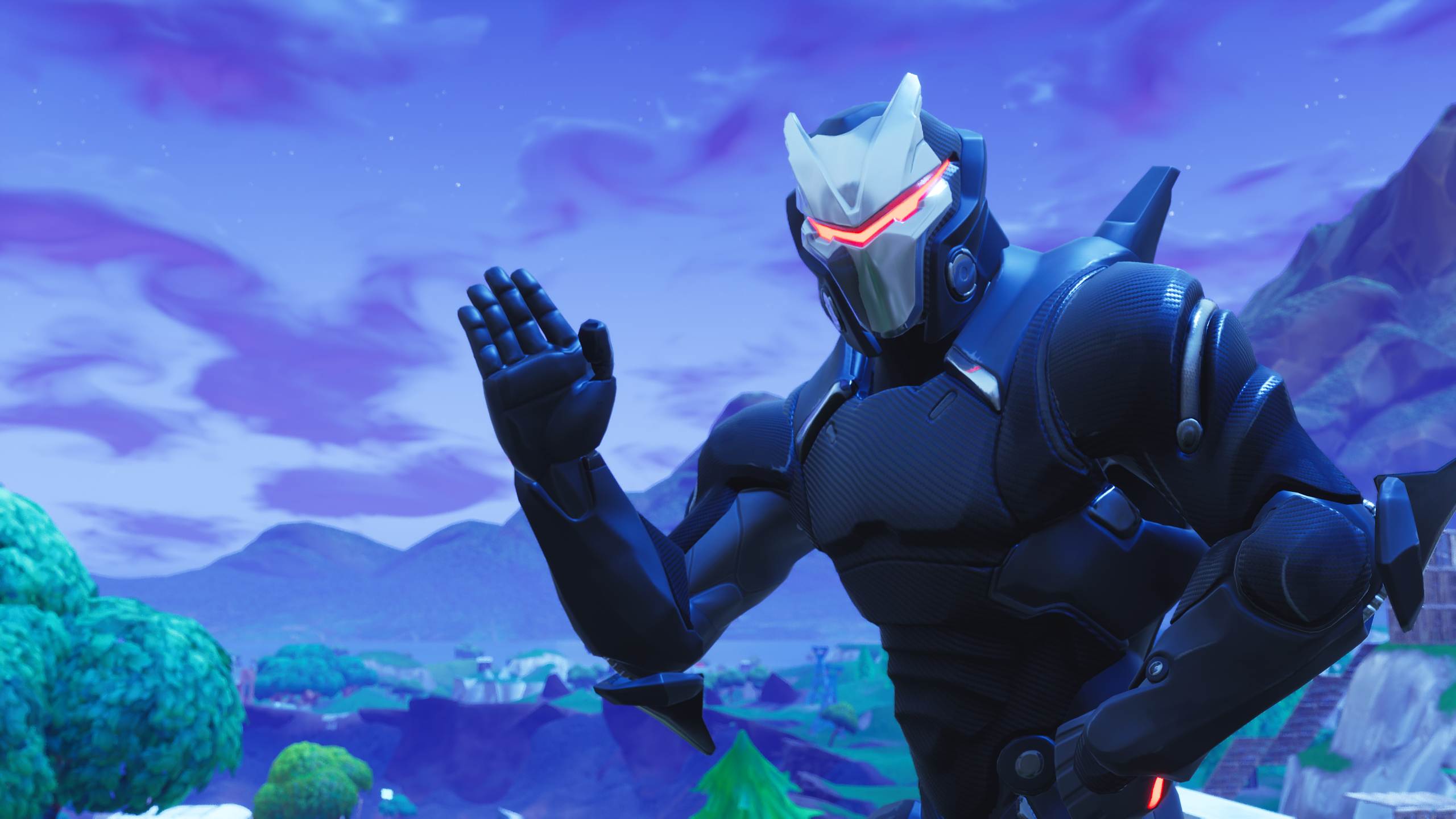 17 Omega Fortnite Wallpapers On Wallpapersafari