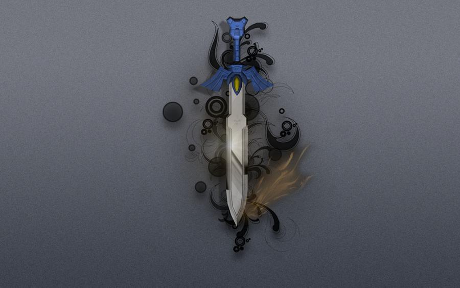 Master Sword Wallpaper by Cooopahd 900x563