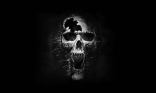 Punk Skull Wallpaper - WallpaperSafari