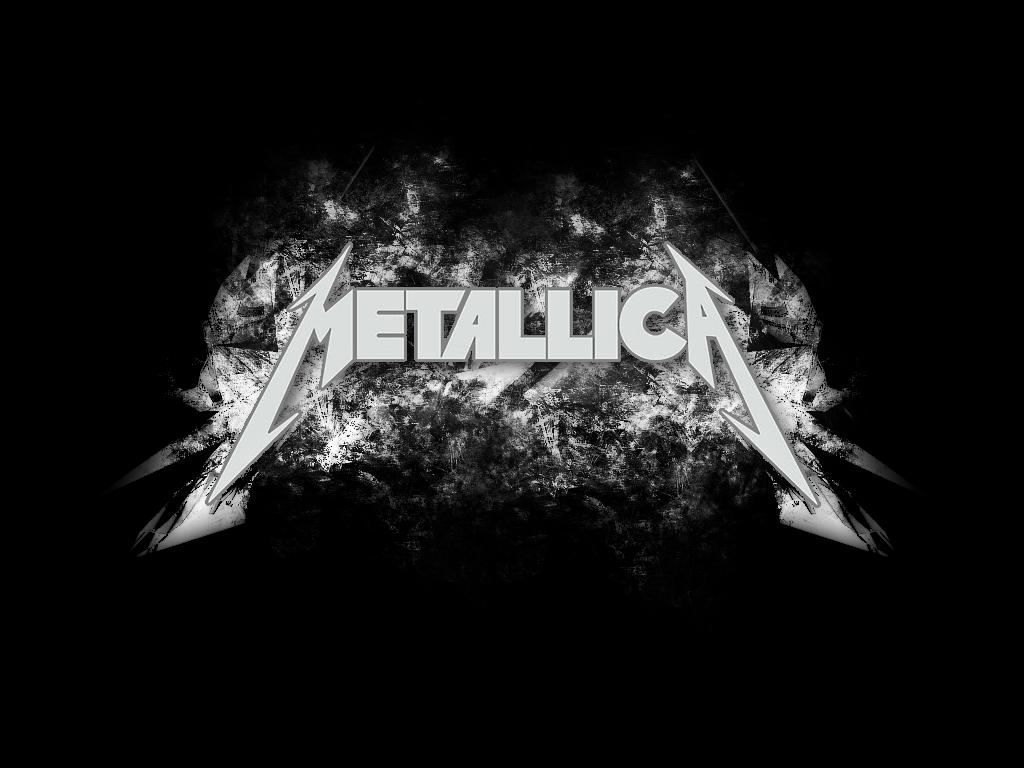 Metallica Logo Png Wallpaper   metallica by 1024x768
