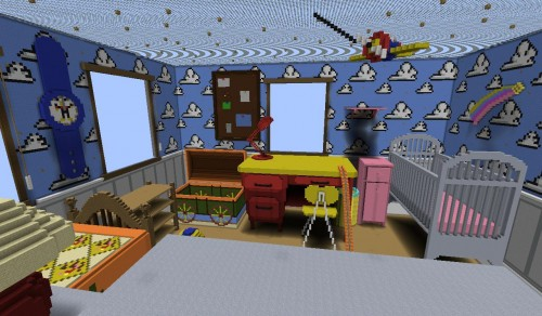 Awesome Toy Story Build Minecraft PC Just Minecrafters 500x292