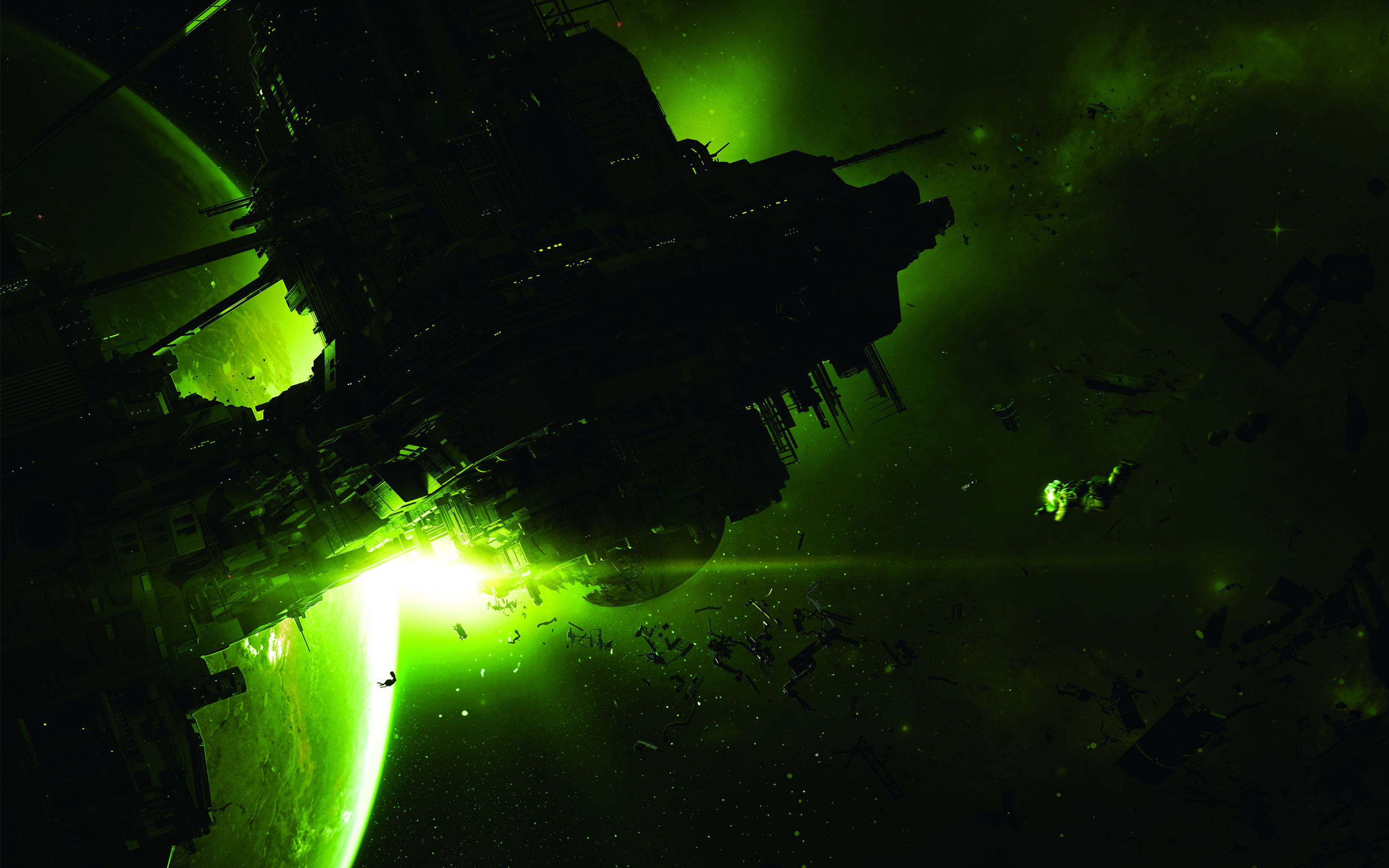 Alien Isolation Wallpapers HD Wallpapers 2880x1800