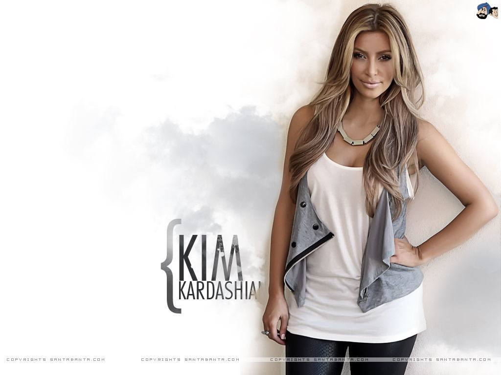 Watch Exclusive Collection of Kim Kardashian Wallpapers 1024x768
