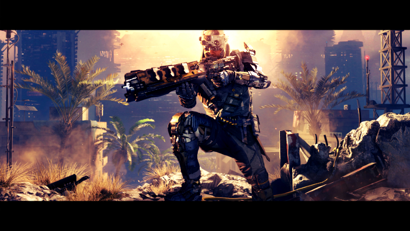 Call Of Duty Black Ops 3 Hd Wallpapers: Black Ops 3 Specialist Wallpaper