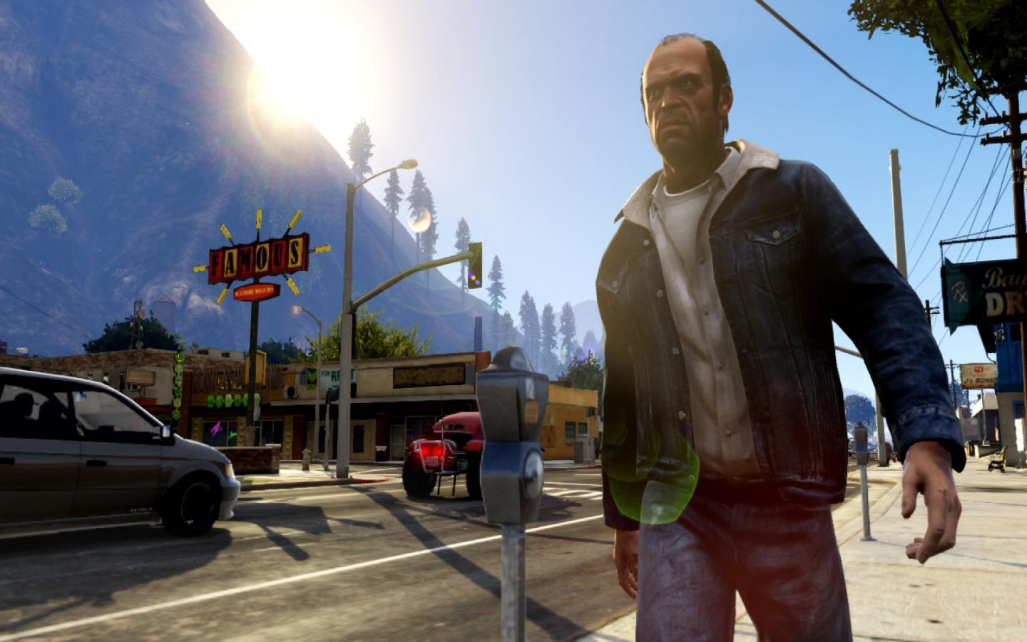 GTA V HD Wallpapers for all resolution HD 1440x900 Game 1440x900