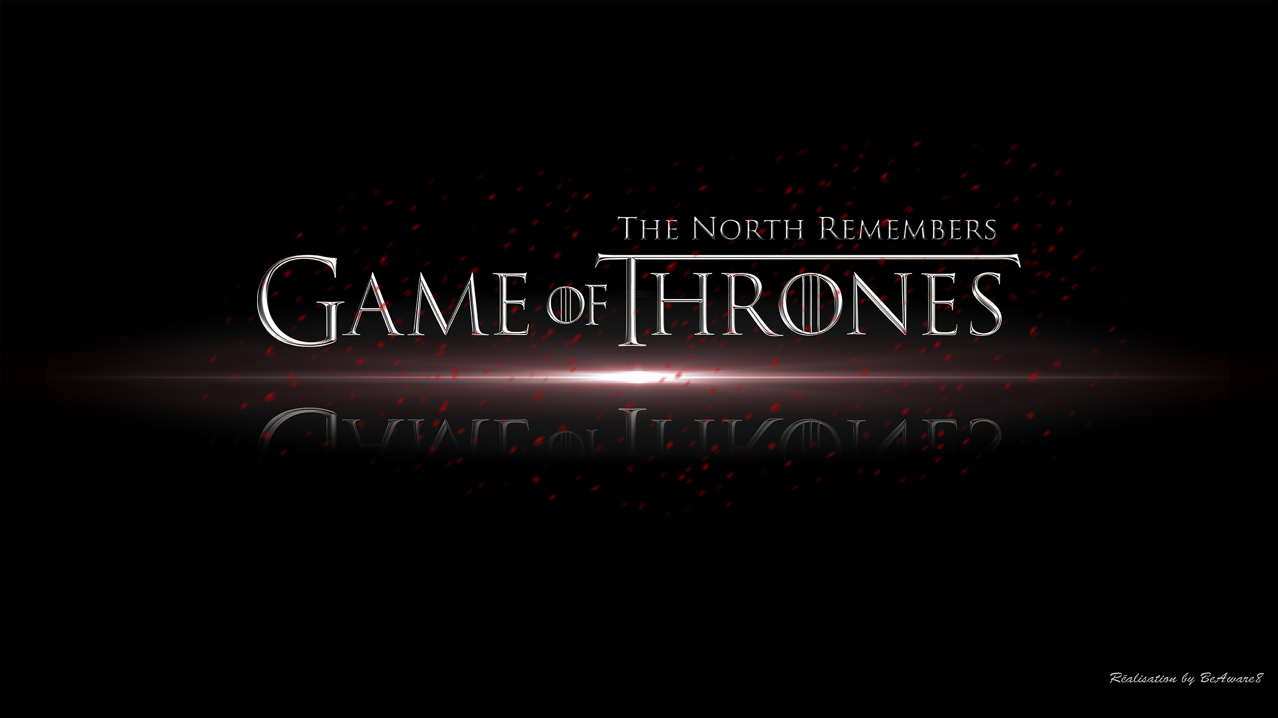 The North Remembers Wallpaper 2560x1440