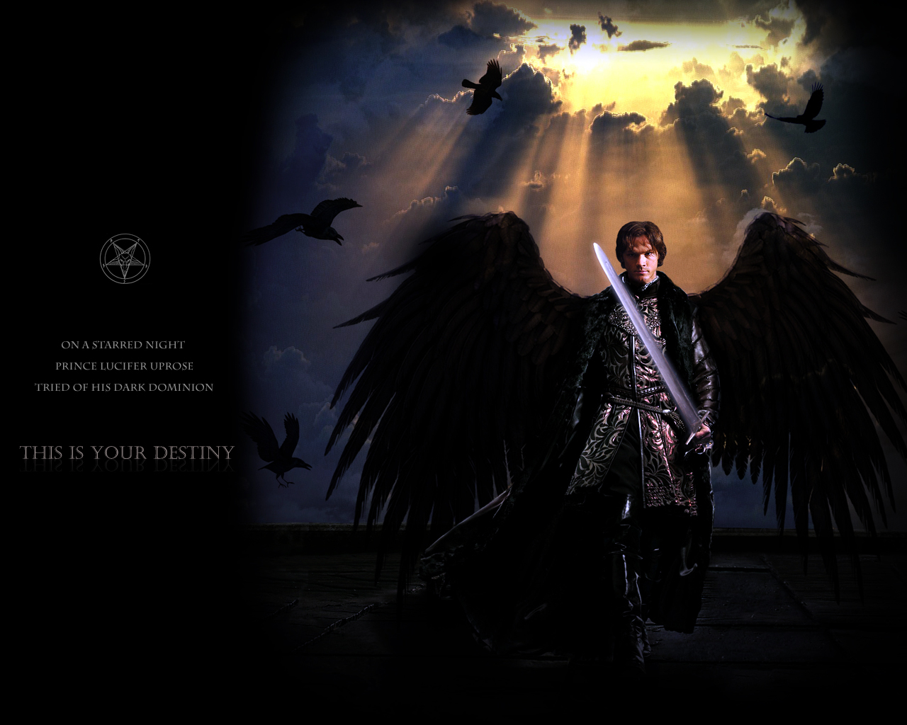 Lucifer Wallpapers - WallpaperSafari