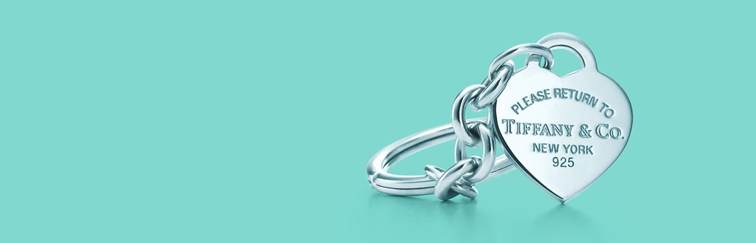 shop key rings tiffany co - Tiffany And Co Color Code