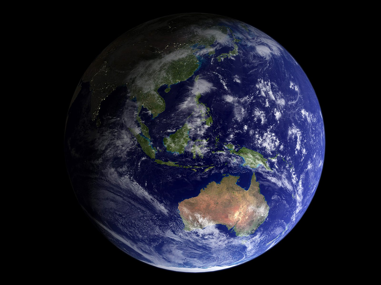 Merry Christmas hd earth from space wallpaper e i ibackgroundz 1600x1200