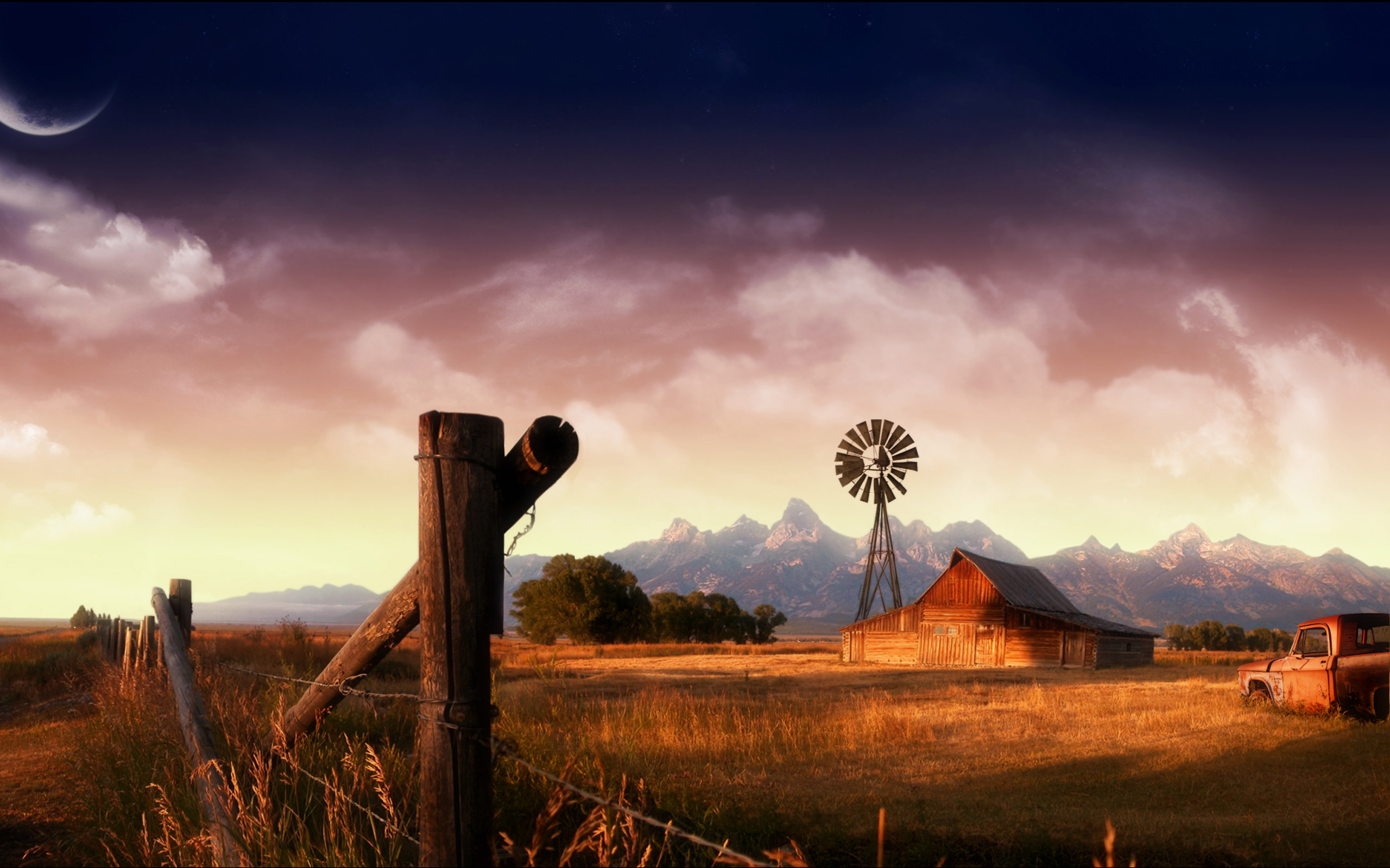 Country Wallpapers Desktop Wallpapers 2560x1600