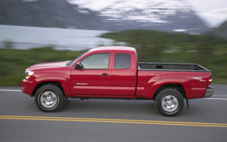 2015 Toyota Tacoma Wallpapers 750x469