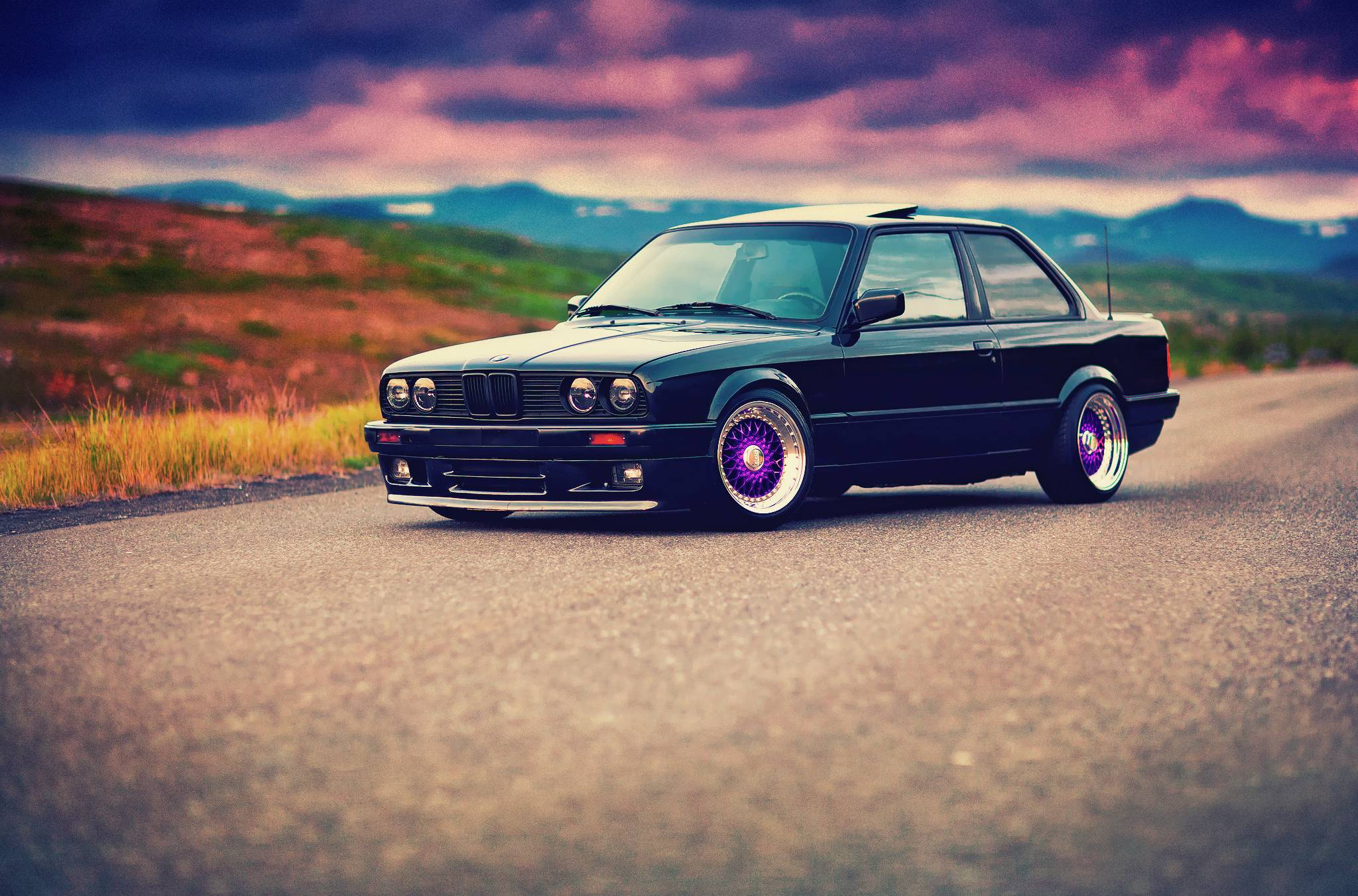 BMW E30 Wallpapers 2048x1351