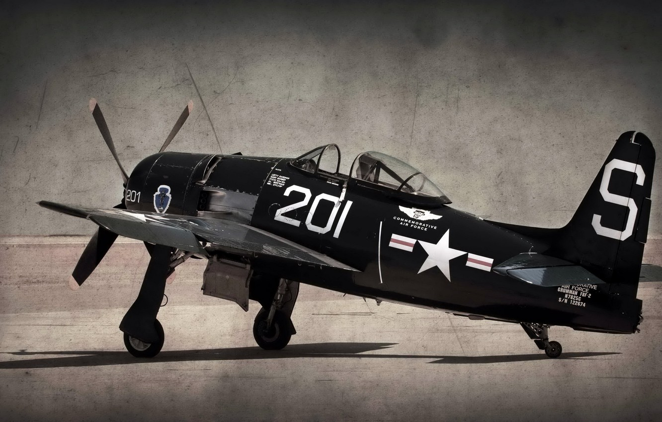 Wallpaper style background the plane F8 F Bearcat images for 1332x850