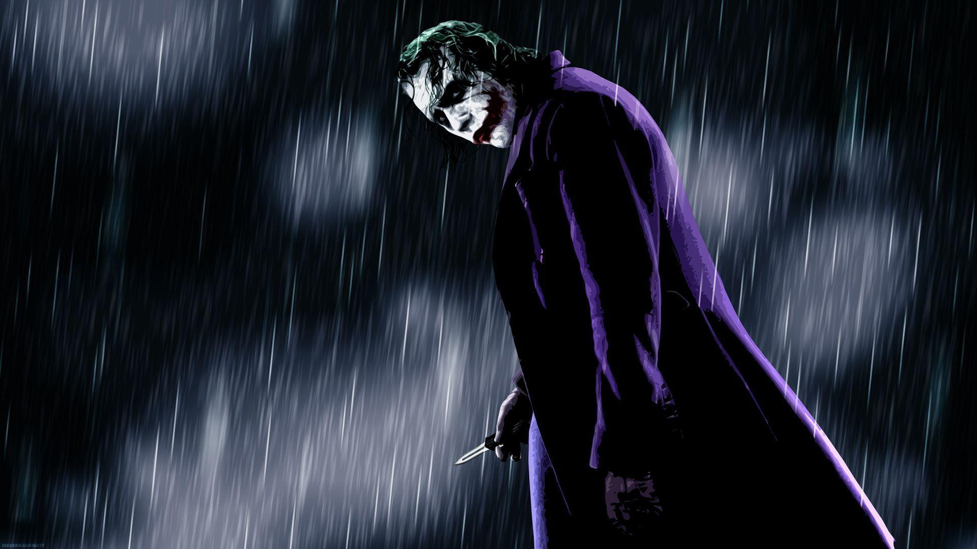 The Dark Knight Joker Wallpapers 1920x1080