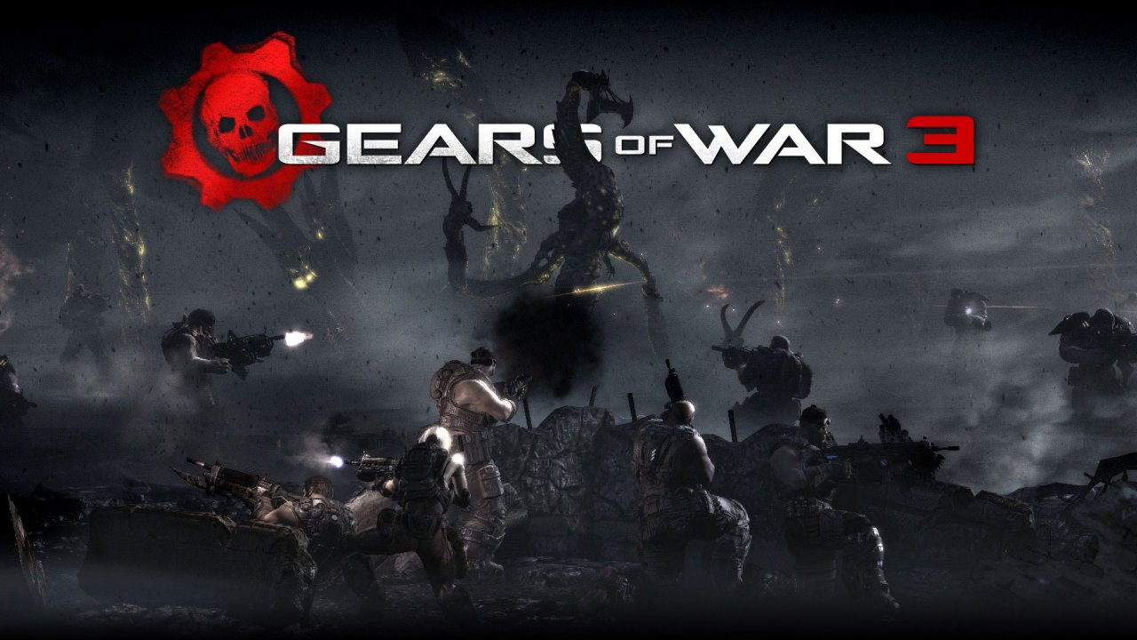 Gears of War 3 1080p Wallpaper Gears of War 3 720p Wallpaper [courtesy ...