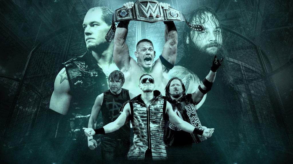 WALLPAPERS DE PPV DE WWE by CRISPY6664 1024x575