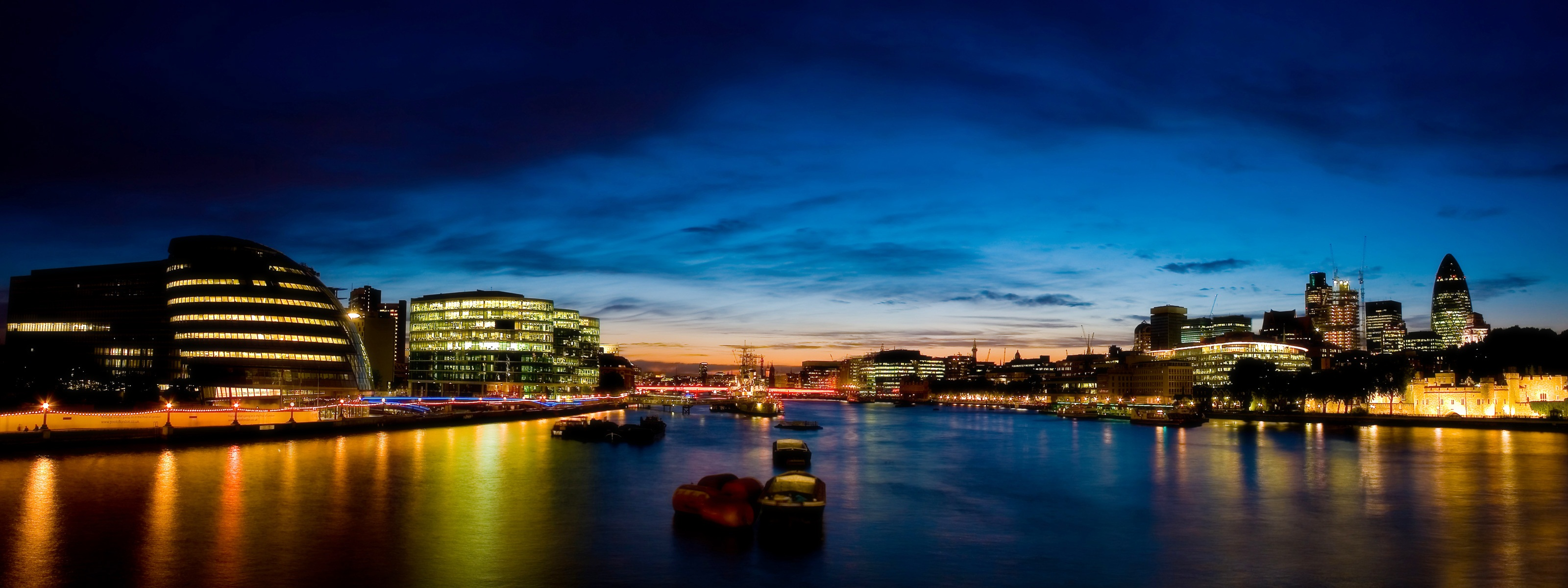 London Multi Monitor Wallpapers HD Wallpapers 3200x1200