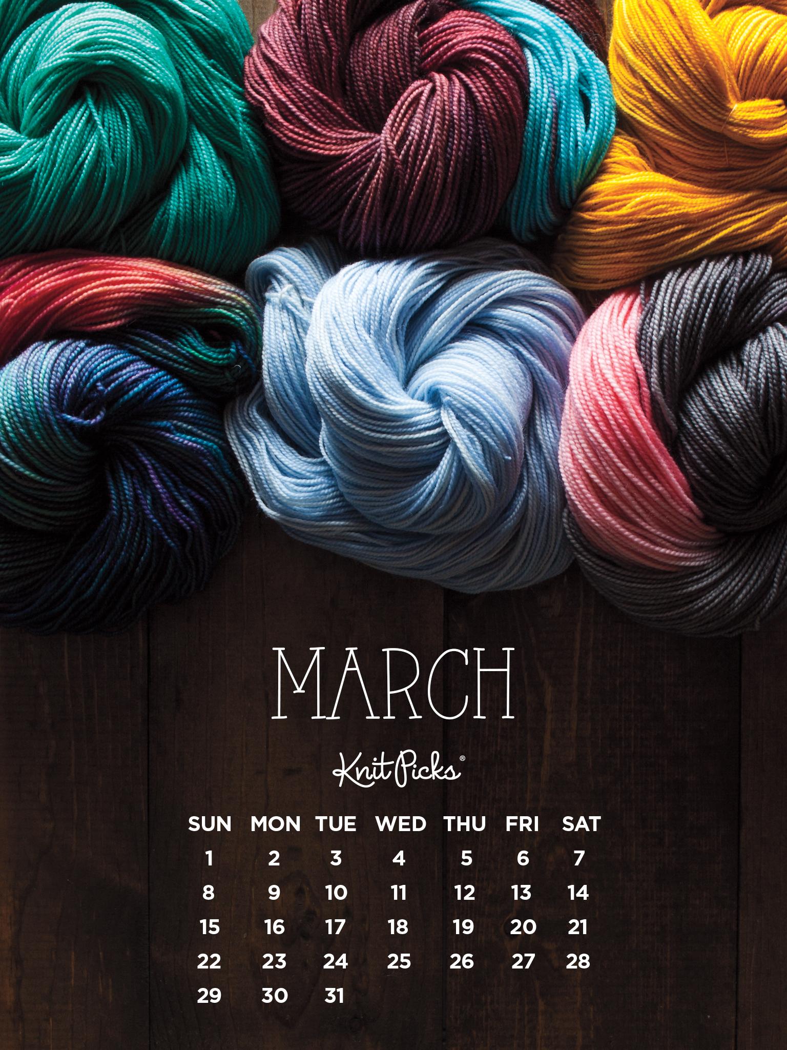 March 2015 Wallpaper Calendar   KnitPicks Staff Knitting Blog 1536x2048