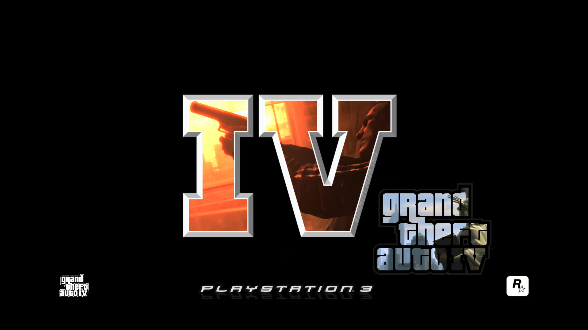 This is a Grand Theft Auto 4 wallpaper This Grand Theft Auto 4 1920x1080
