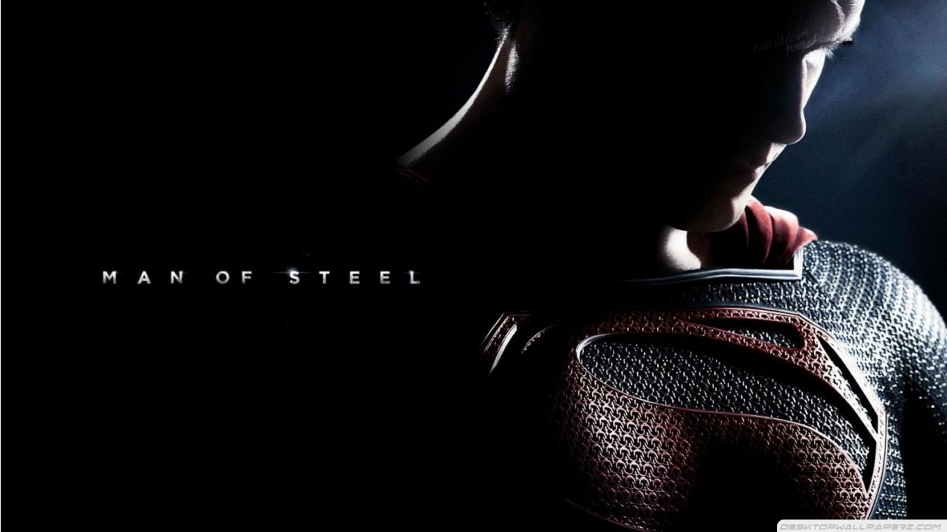 Superman Henry Cavill Man Of Steel Movie 1366768 82646 HD Wallpaper 1366x768