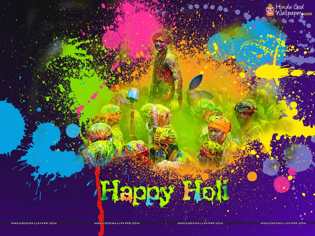 holi 2013 photos desktop wallpapers holi shri lord krishna wallpapers 1024x768