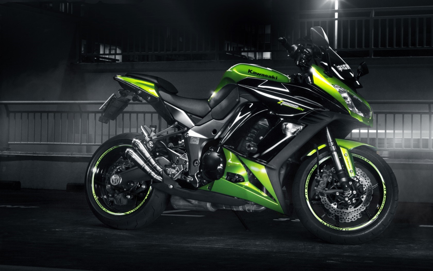 46 Kawasaki Wallpaper Desktop On Wallpapersafari