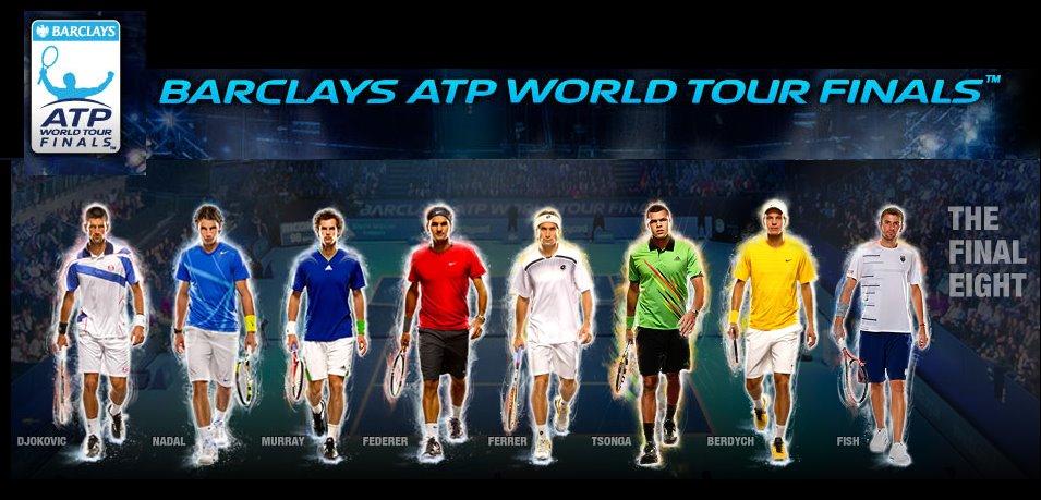 Barclays ATP World Tour Finals Schedule Time Table Live Score 955x459