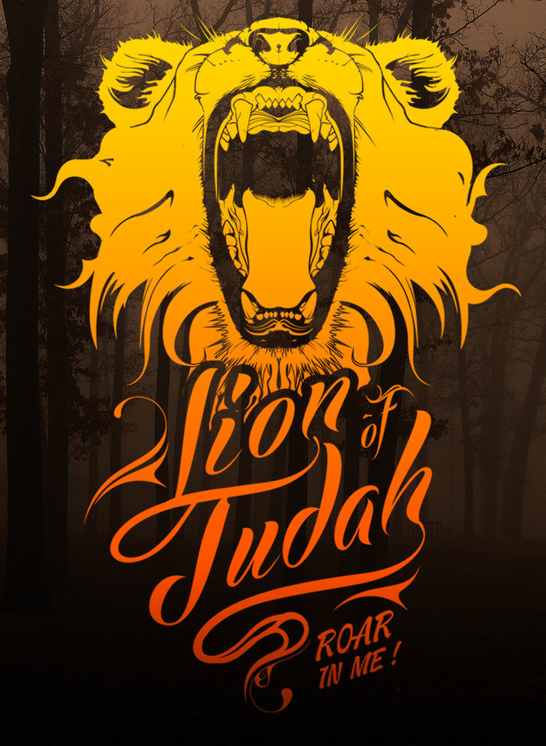 Lion of Judah by janmil000 765x1044