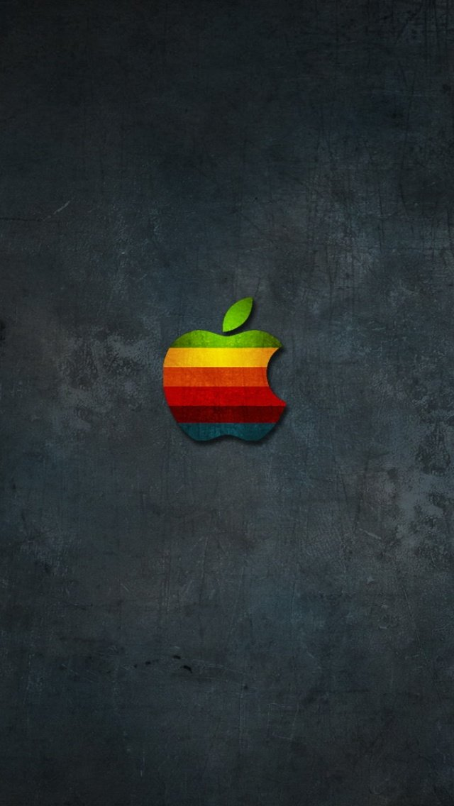 iPhone 5 Wallpaper Apple Logo 02 iPhone 5 Wallpapers iPhone 5 640x1136