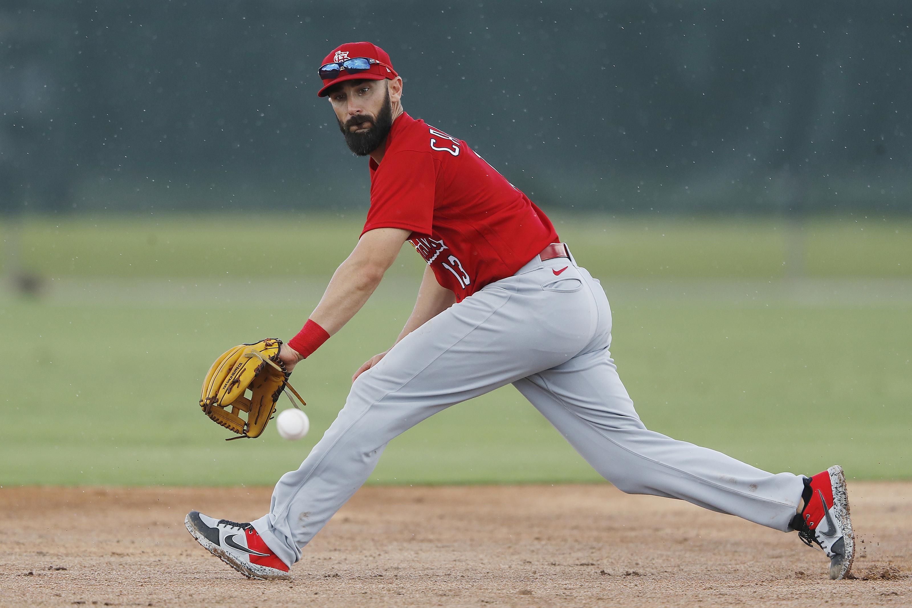 St Louis Cardinals Dont worry about Matt Carpenters backyet 3200x2133