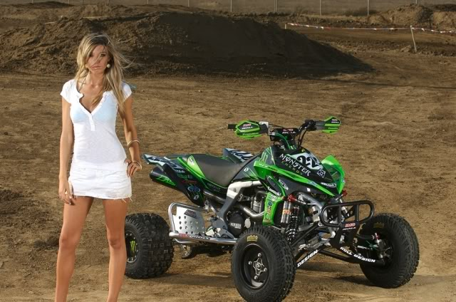 sexy atv girls   Cool Graphic 640x424