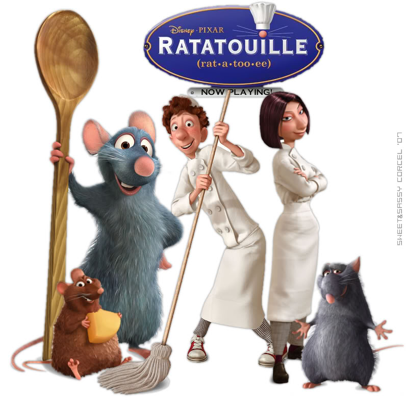 Free Download Ratatouille Wallpaper By Corcel Photo