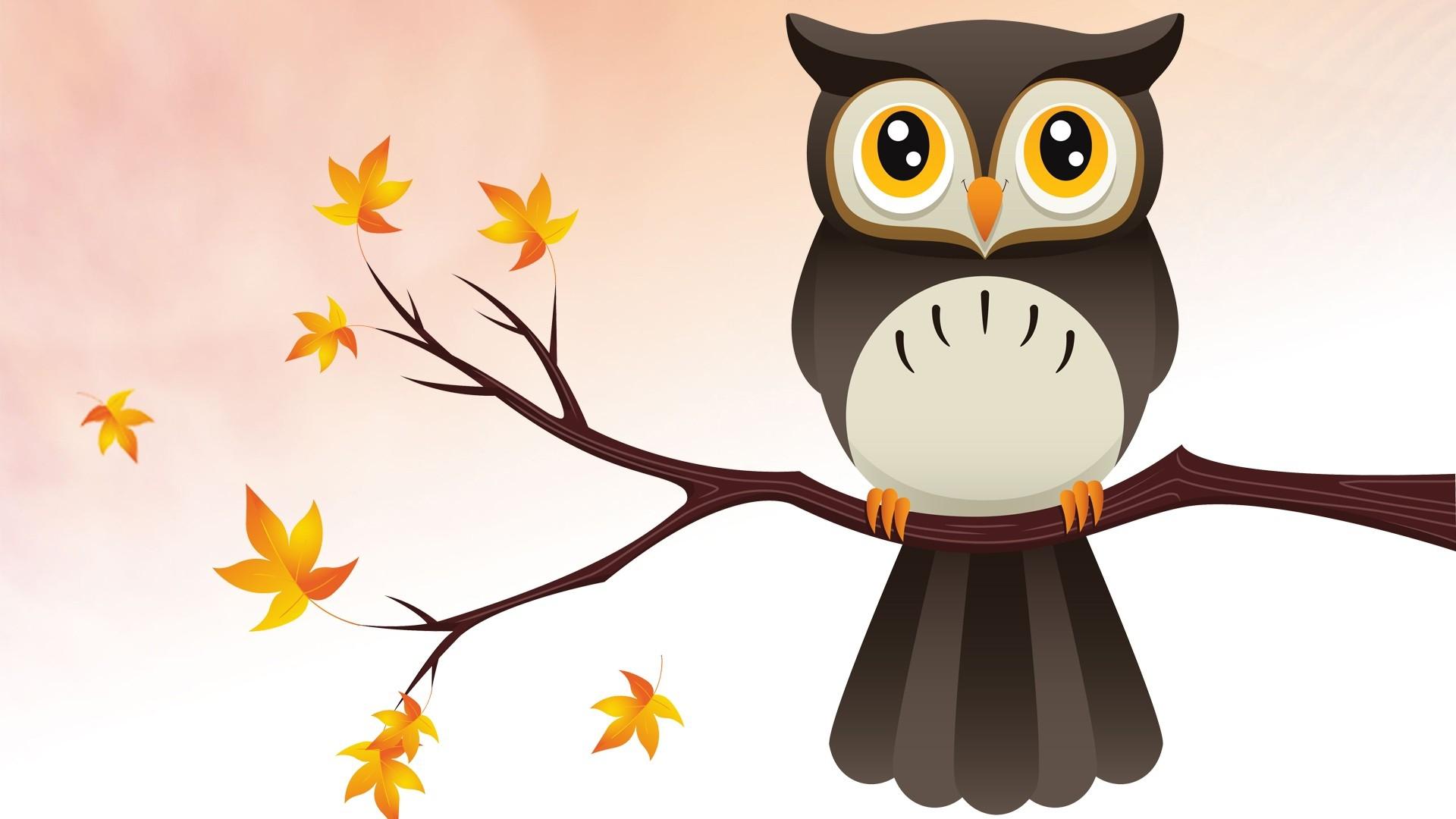 cute owl wallpaper wallpapersafari