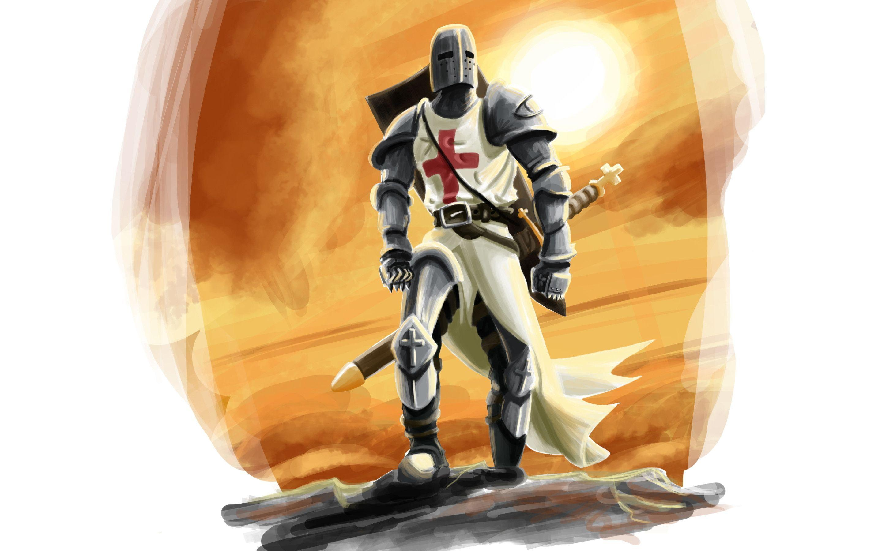 Knights Templar Wallpapers 2880x1800