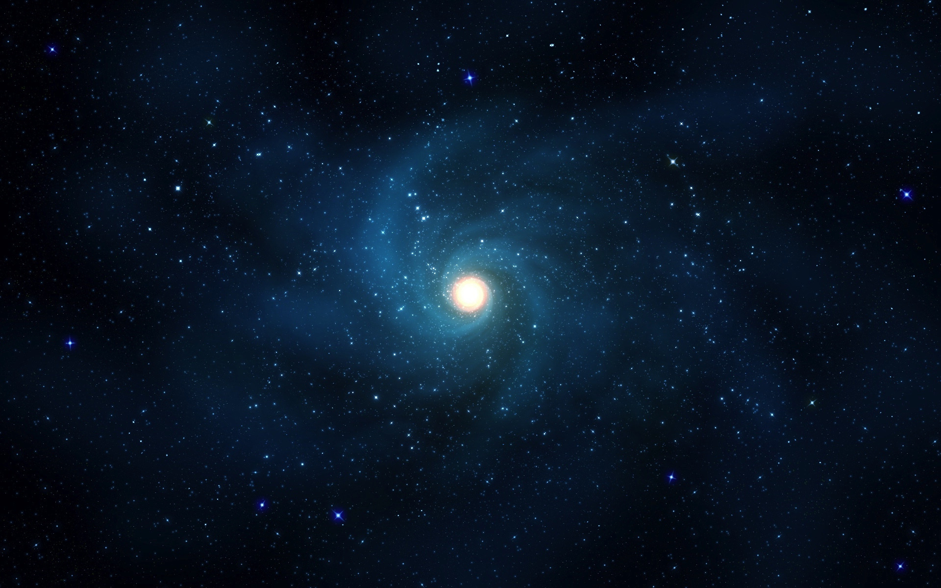 Spiral galaxy wallpaper 2488 1920x1200