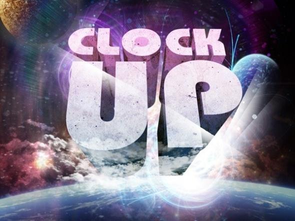 wwwtutorialkingeu2514create a clock up wallpaper in photoshophtml 590x443