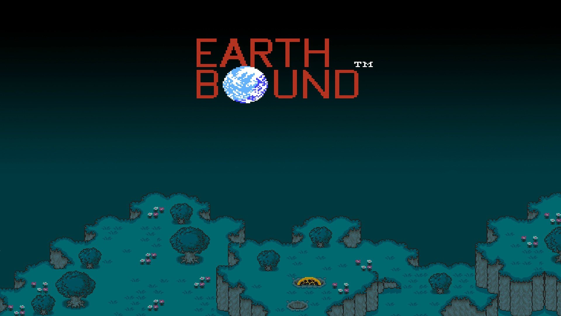Earthbound wallpaper I made gaming 1920x1080