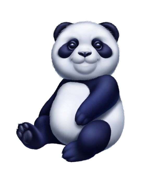 panda dumpling live wallpaper