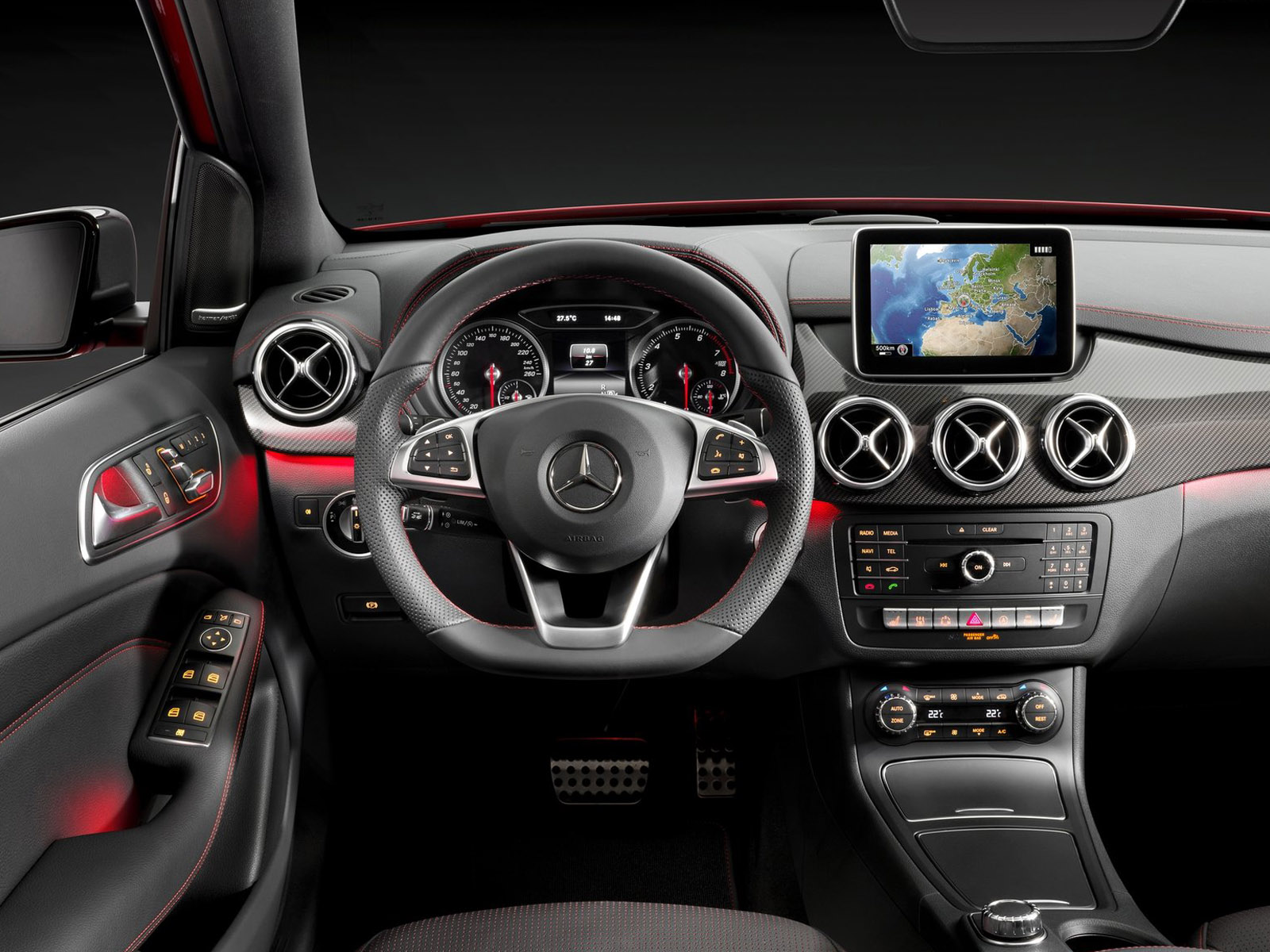 Back To article for Full Reviews 2015 Mercedes Benz B Class comes 1600x1200