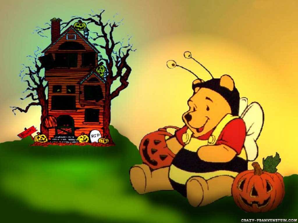Winnie the Pooh Halloween   Winnie The Pooh Picture 1024x768