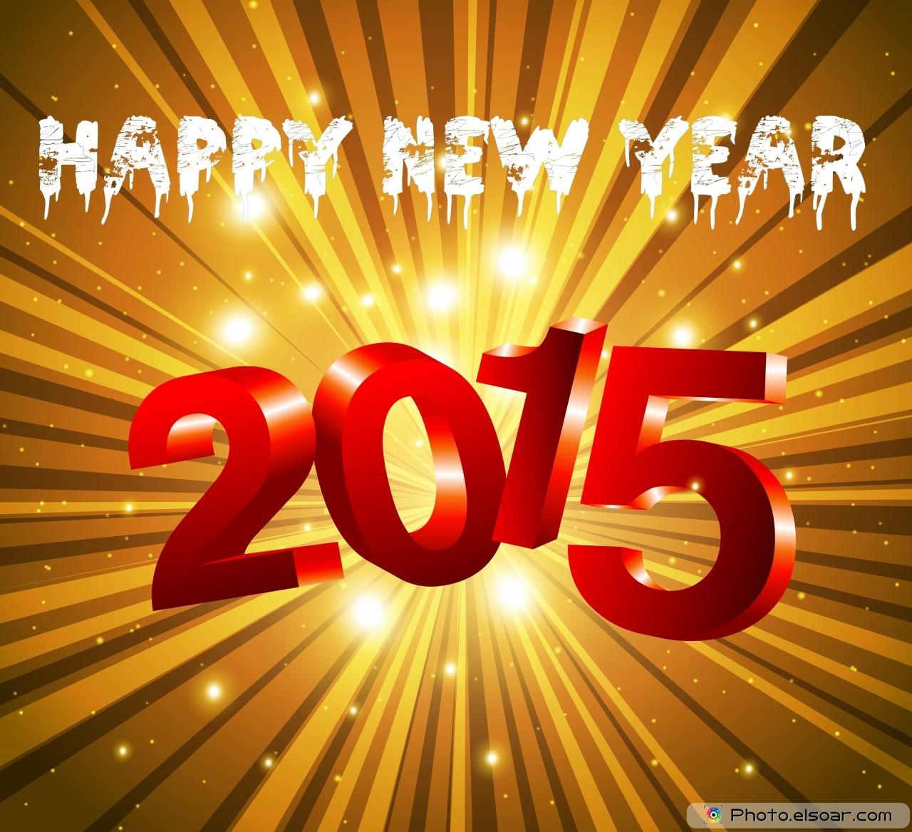 Happy New Year 2015 HD Wallpapers Elsoar 1280x1167