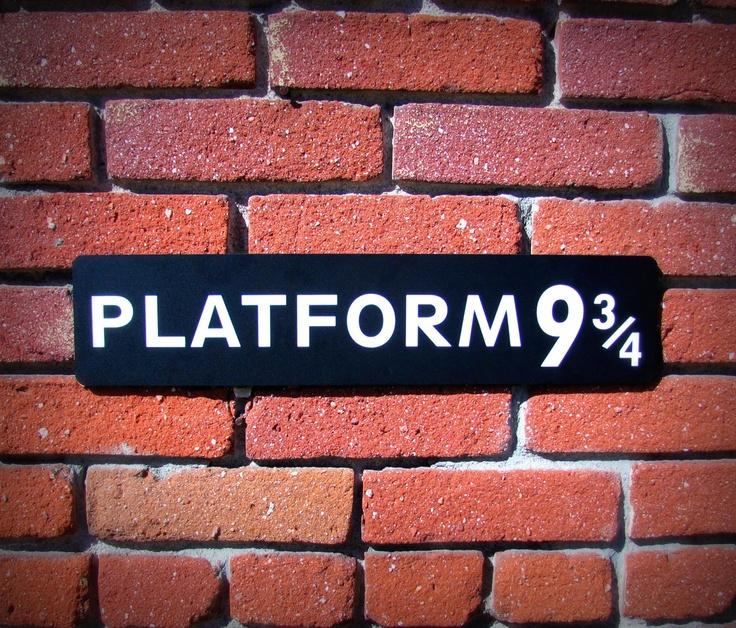 OEM Platform 9 34 Hogwarts Express Harry Potter Hottest wallpaper 736x628