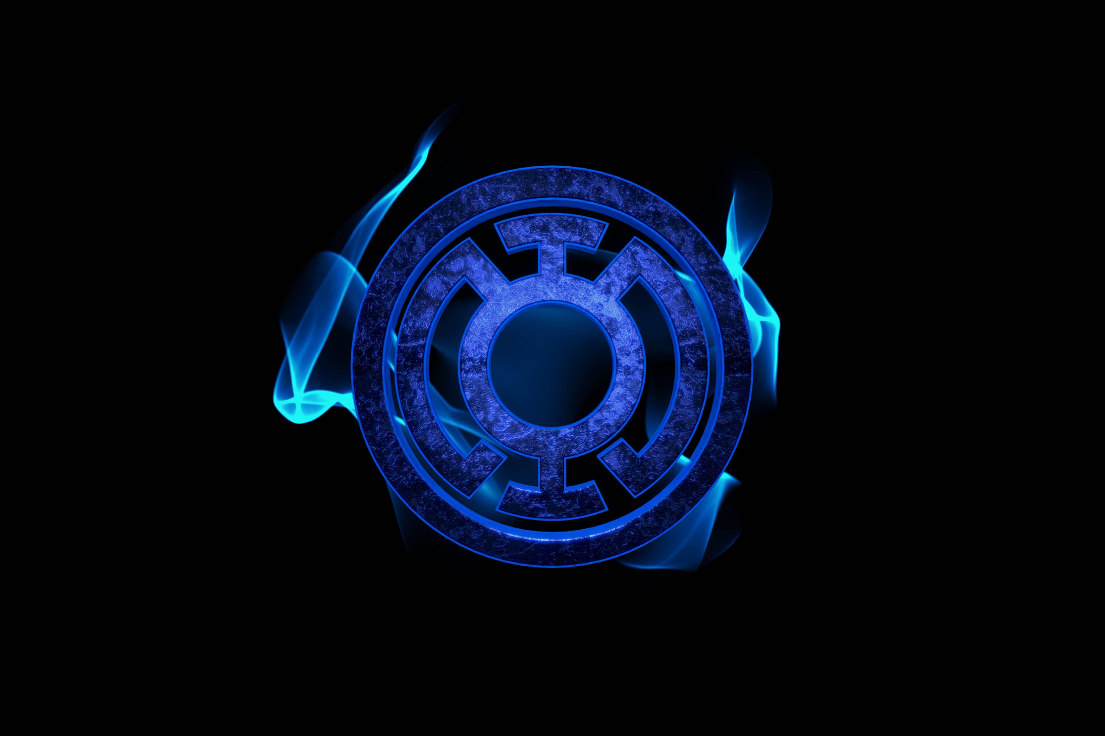 Blue Lantern Wallpapers 4500x3000
