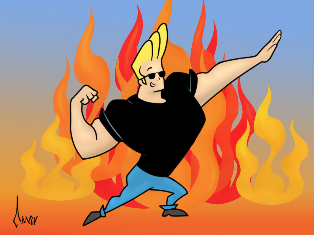 74+] Johnny Bravo Wallpaper on WallpaperSafari