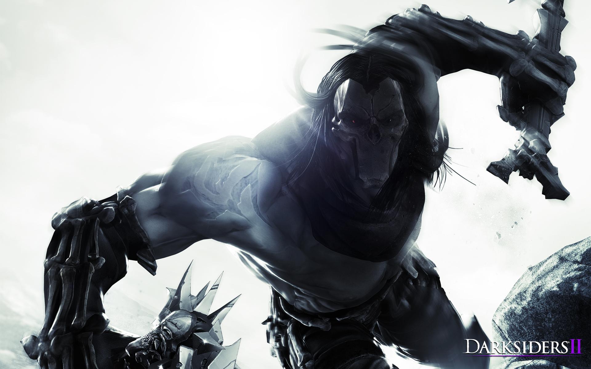 Darksiders II   Death   Wallpaper Full HD   1920x1200   Select Game 1920x1200
