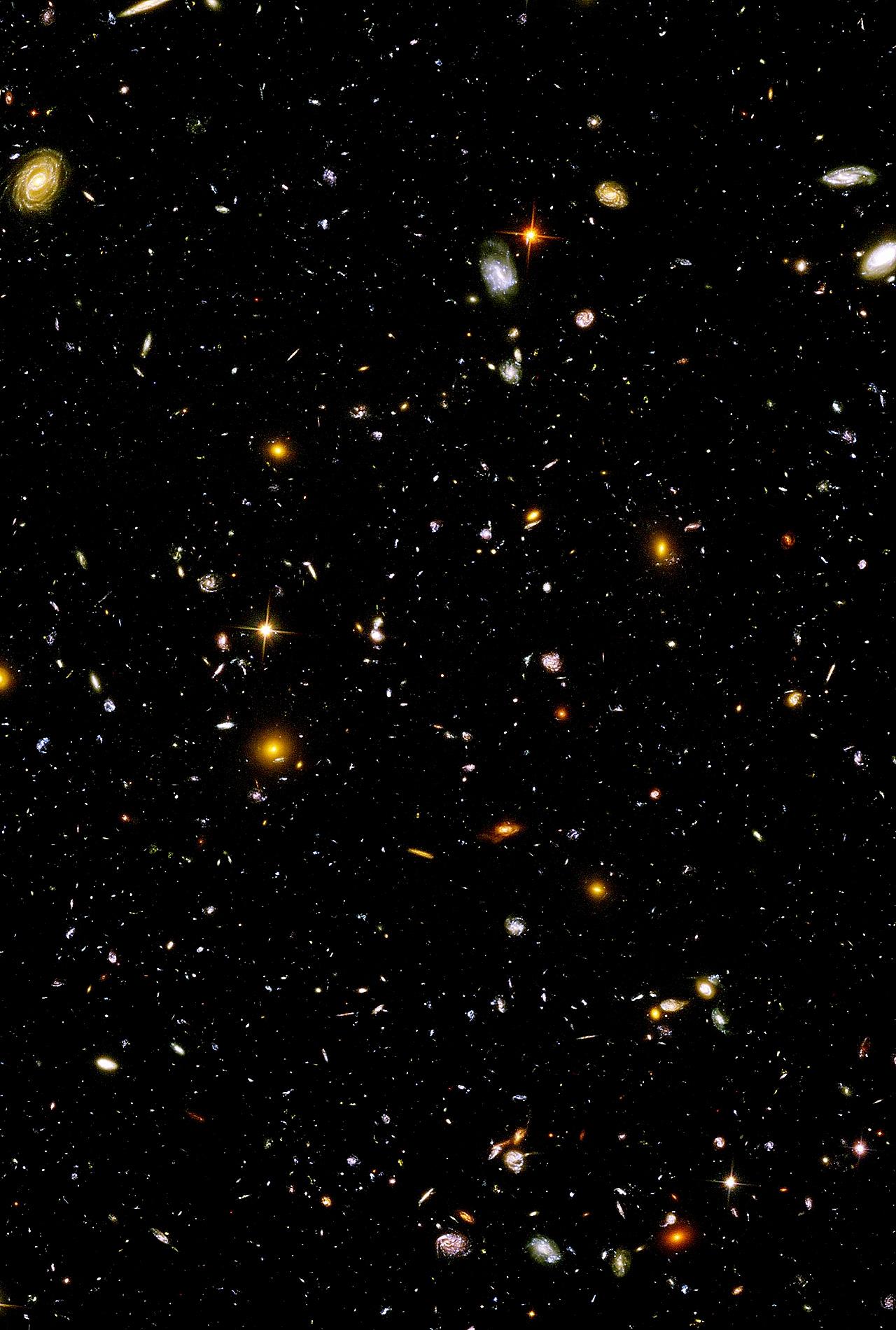 [49+] Hubble Deep Space Wallpaper on WallpaperSafari