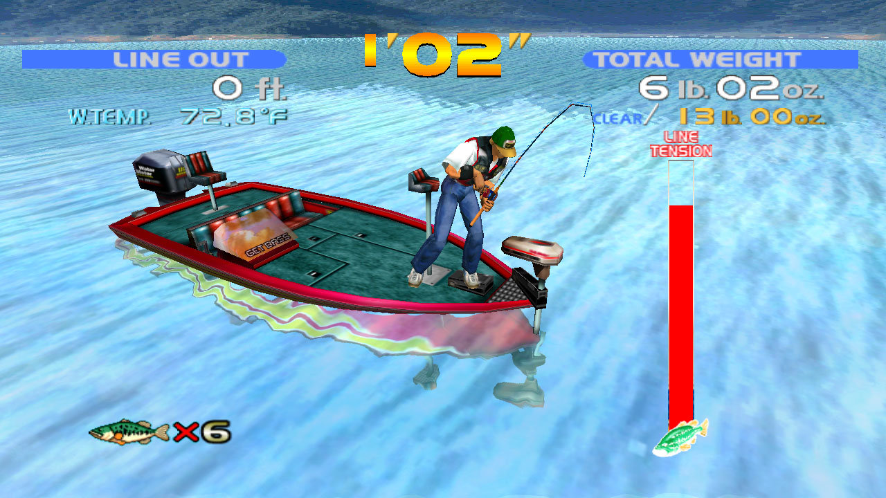 Bass Fishing Wallpaper For Iphone Previous sega bass fishing 1280x720